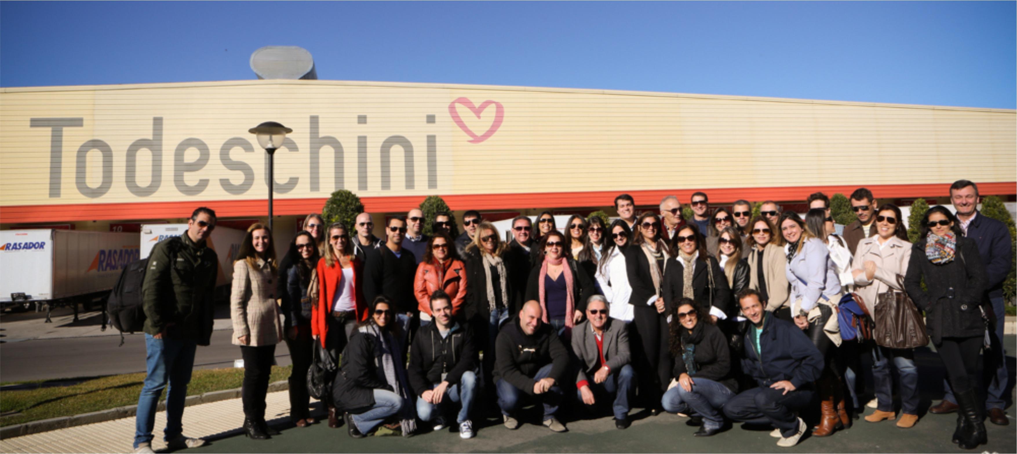 Profissionais vão visitar fábrica da Todeschini