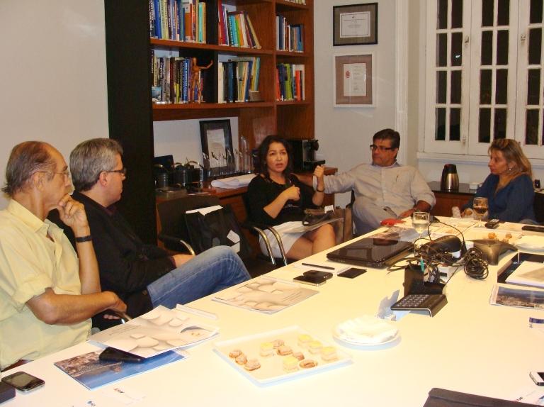 Café com Vicente Giffoni, presidente da ASBEA/RJ
