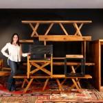 Coleção de móveis by Paola Ribeiro para a RUG HOLD