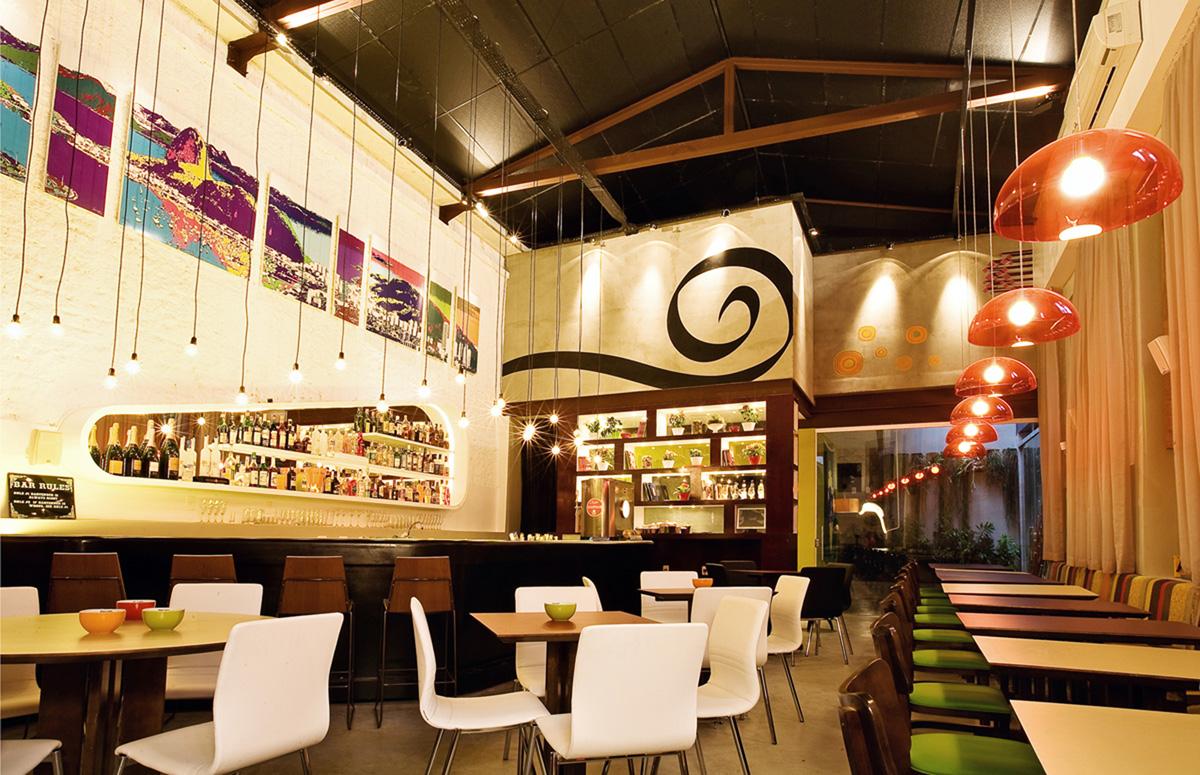 Meza Bar na Semana de Design Rio