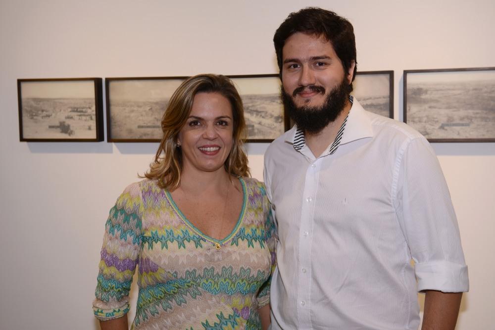 Exposição de Ivan Grilo na Luciana Caravello
