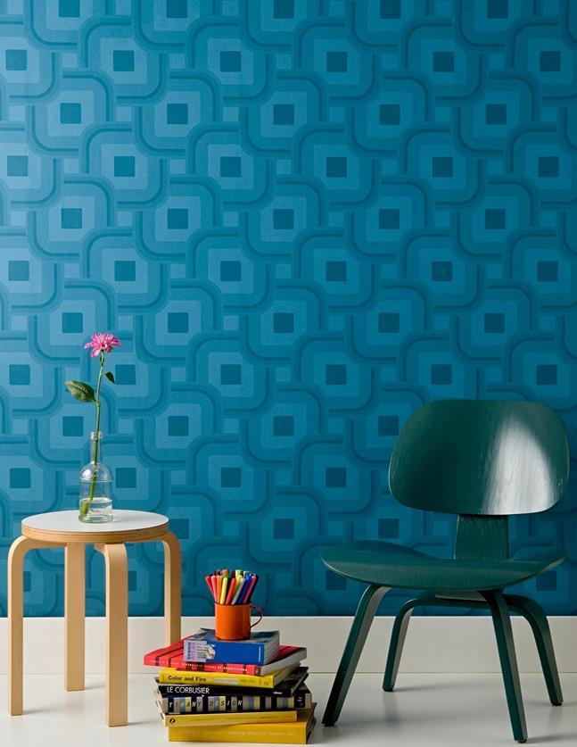 Bobinex sugere cartela de tons de azuis para paredes