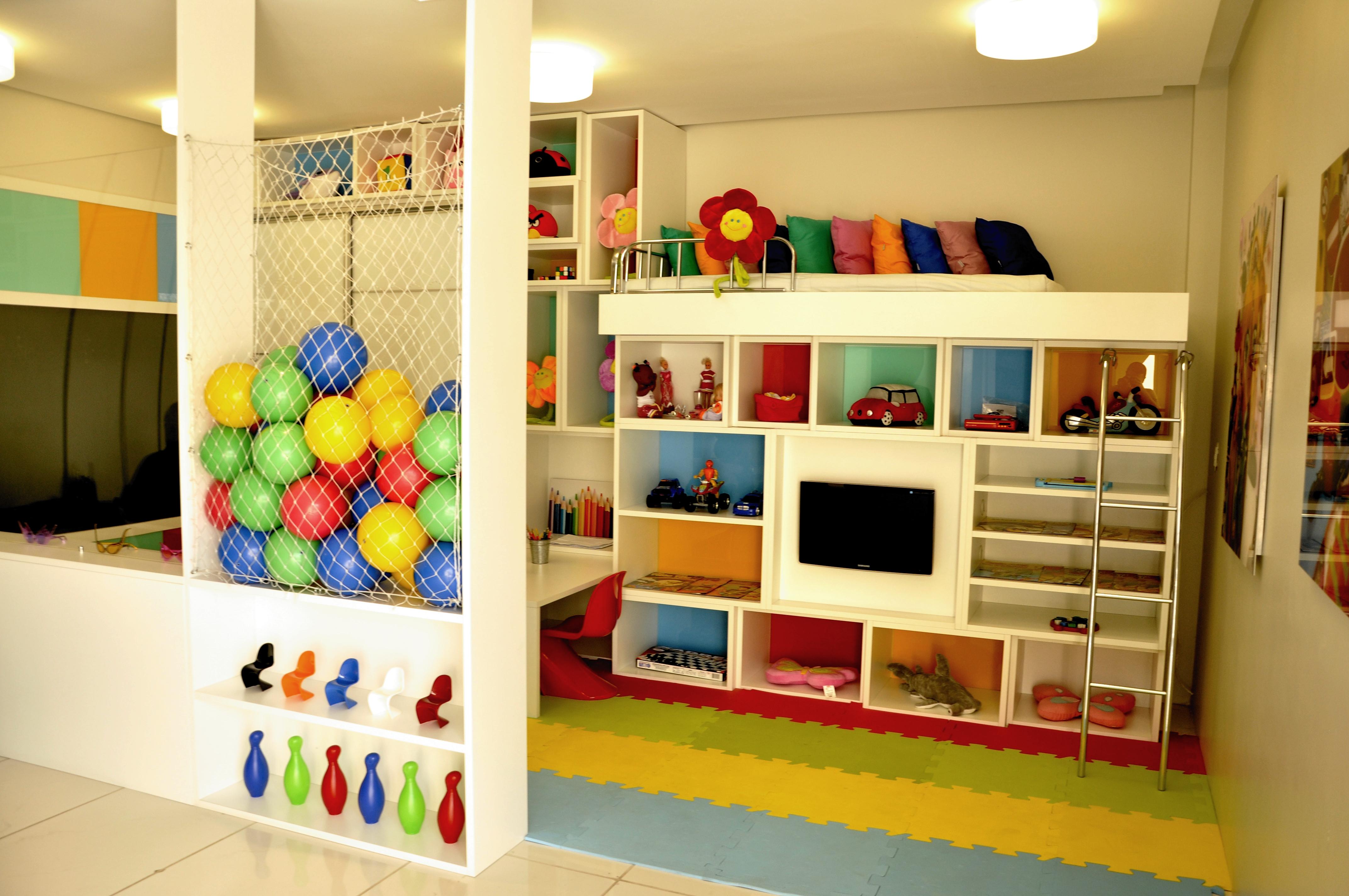 Brinquedotecas Romanzza Design