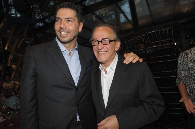 Marcelo Bacchin comemora 15 anos de carreira