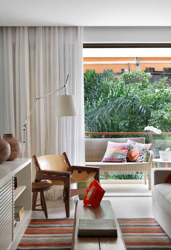 Carmen Zaccaro e Marise Kessel entregam apartamento na Gávea