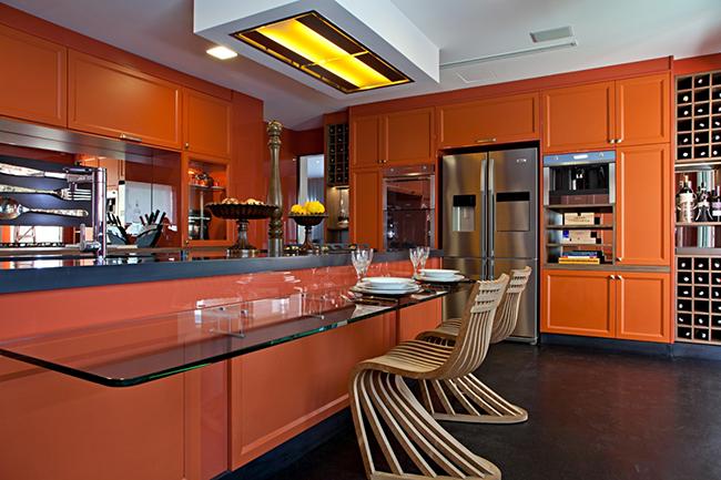 Cozinhas da Casa