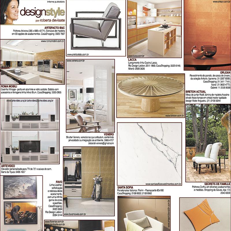 Publieditorial Design Style por Roberta Devisate