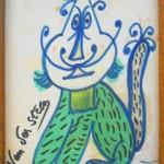 Van der Steen - O gato (1960) França