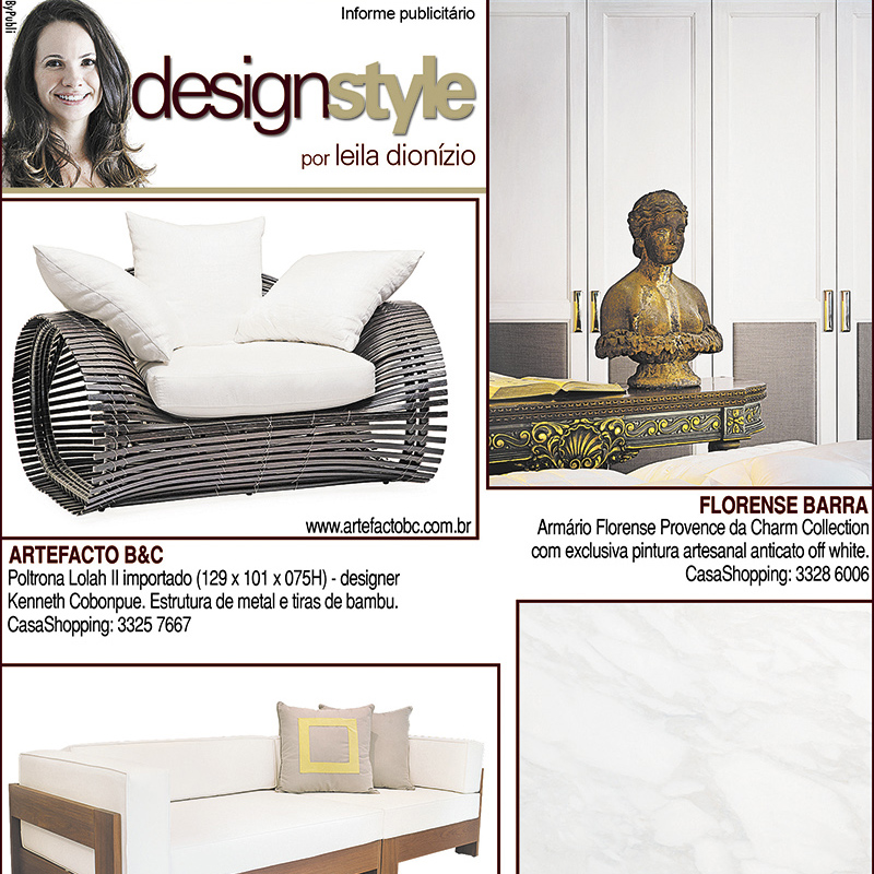 Publieditorial Design Style por Leila Dionízio