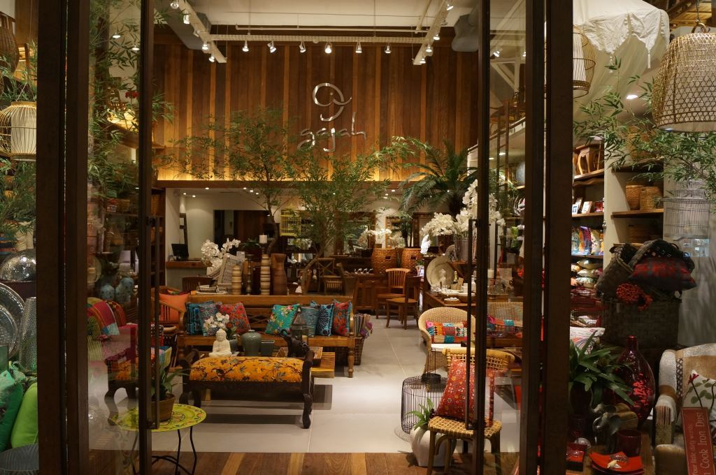 Gajah abre nova loja no Casa & Gourmet