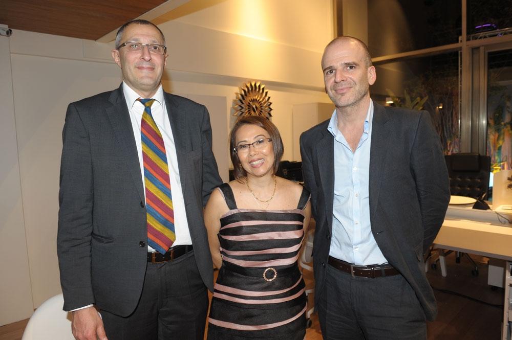 Vitra recebe convidados para abertura de showroom em São Paulo