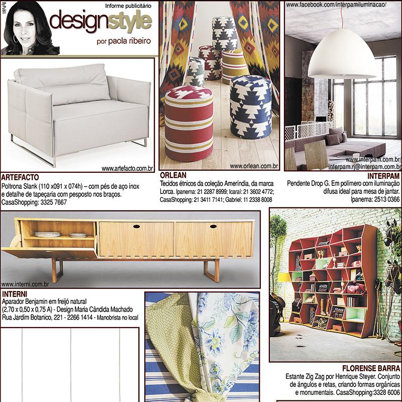 Publieditorial Design Style por Paola Ribeiro