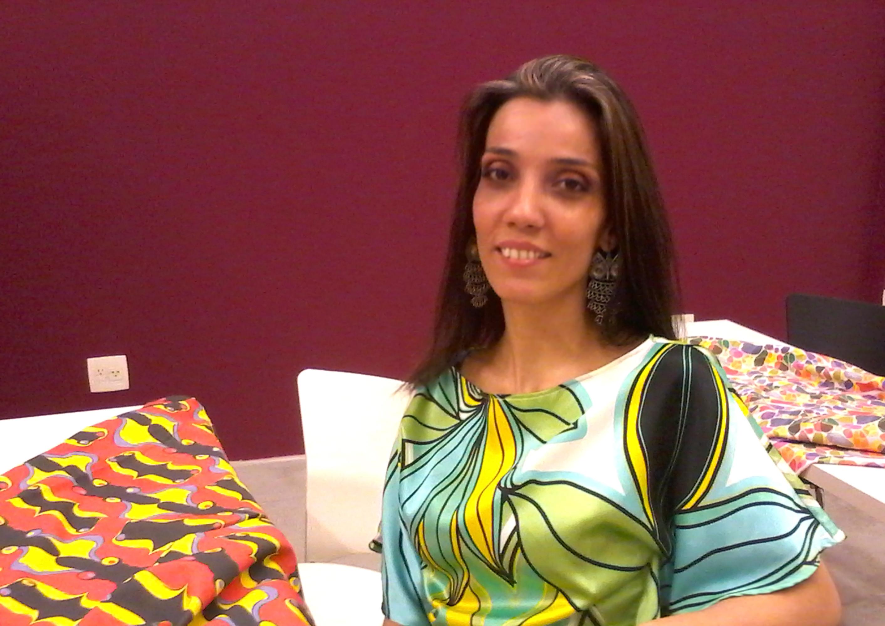 IED oferece curso de Design de Superfície com Adrianne Schreiner