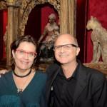 Rosangela Renno e Marcio Doctors