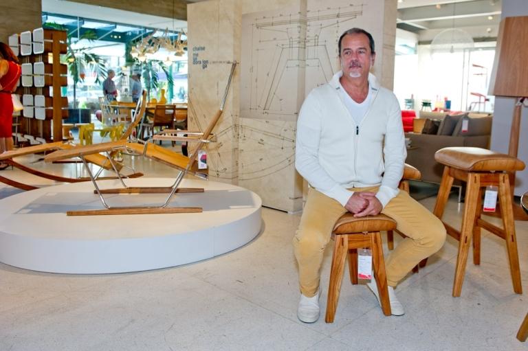 Pedro Useche lança nova coleção na Novo Ambiente