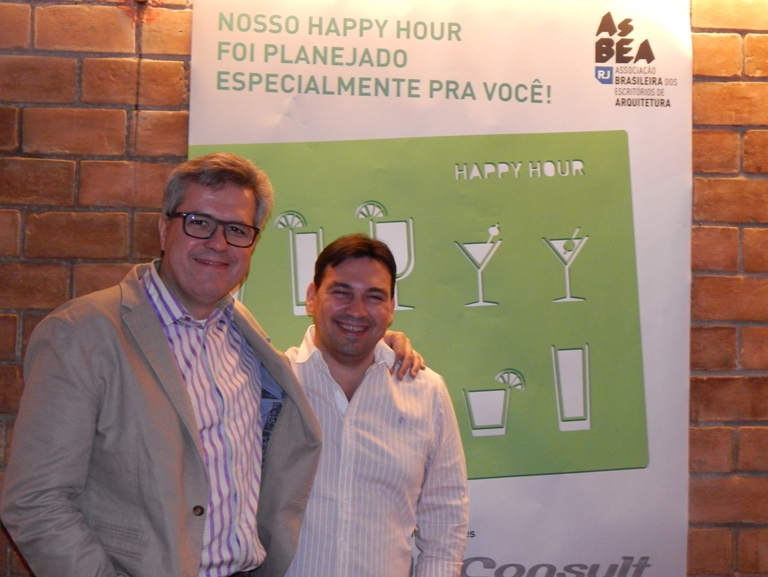 Happy Hour da ASBEA/RJ