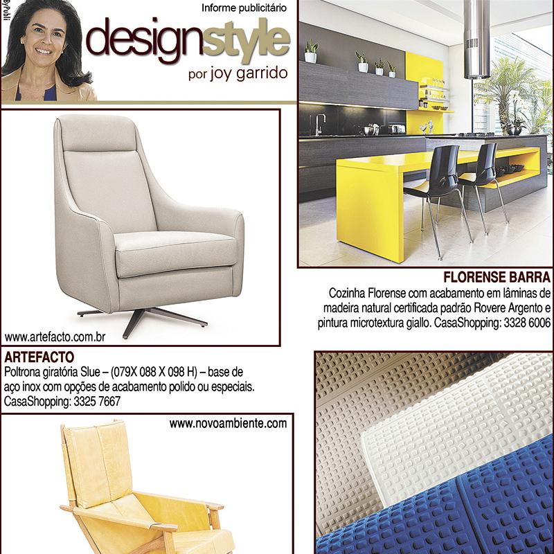 Publieditorial Design Style por Joy Garrido