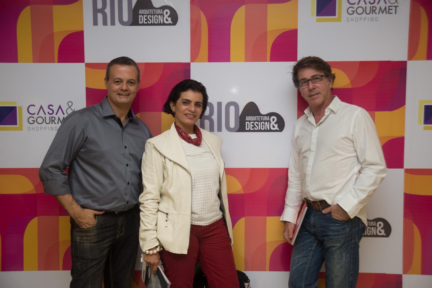 Lançamento da revista Rio Arquitetura & Design