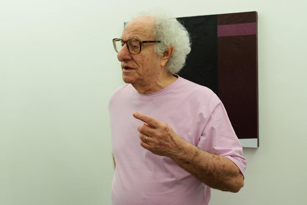 Abertura da exposição de Eduardo Sued na Mul.ti.plo Espaço Arte