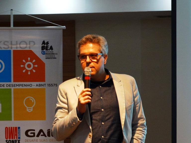 ASBEA/RJ debate novas normas de desempenho ABNT em workshop