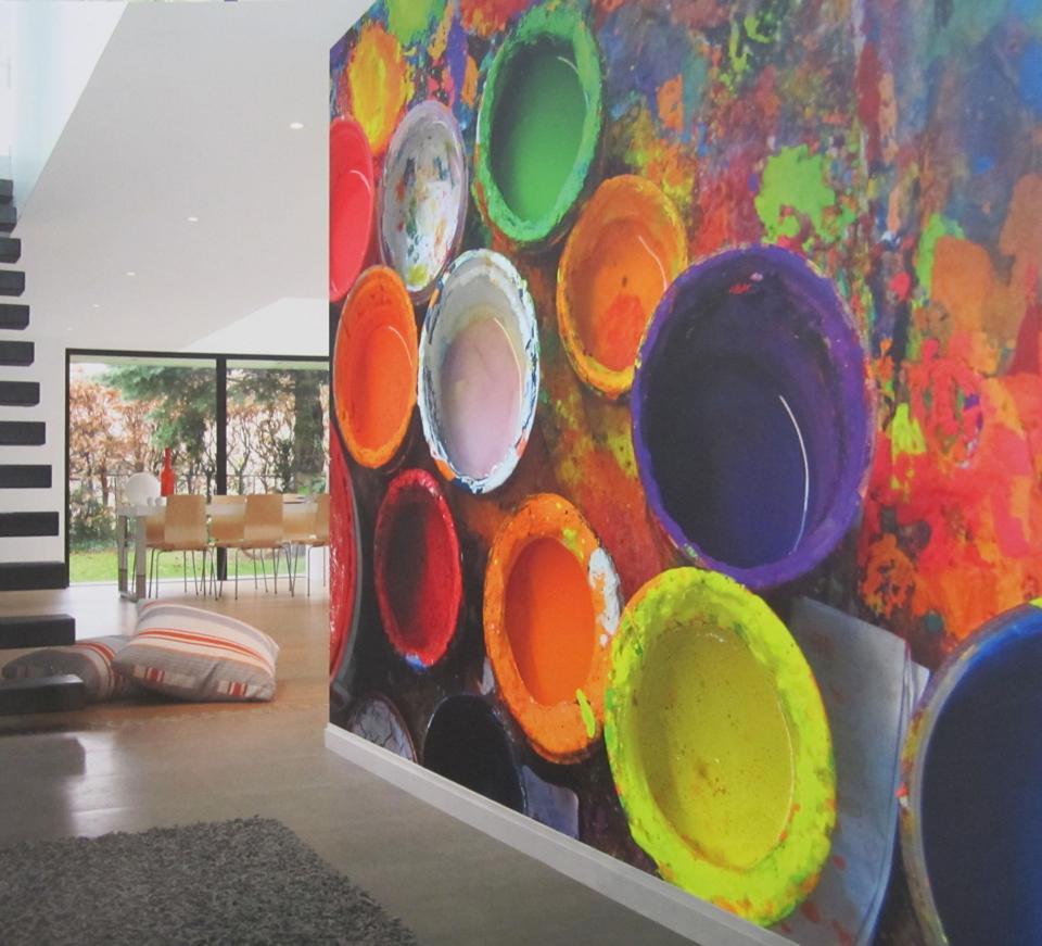 Painéis para decorar a casa