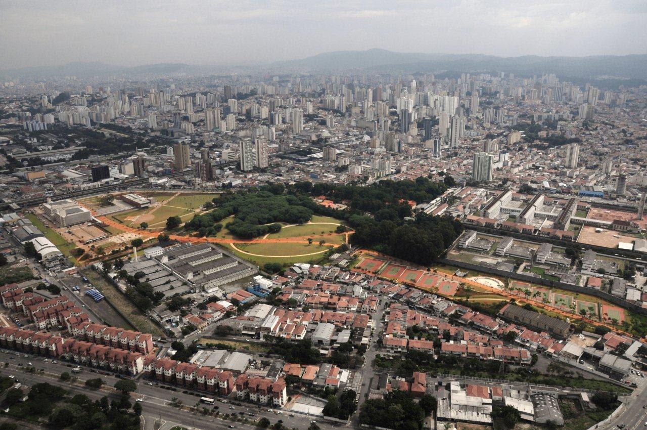 Parque da Juventude é finalista de prêmio latino-americano de arquitetura