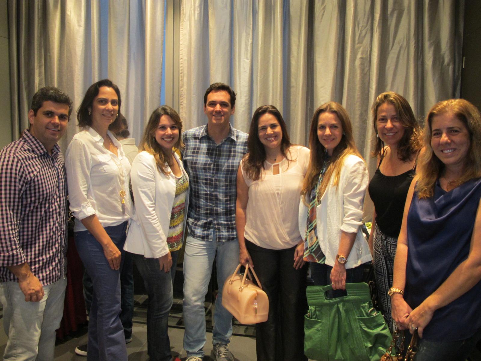 Núcleo Fluminense de Decoração reúne arquitetos em brunch
