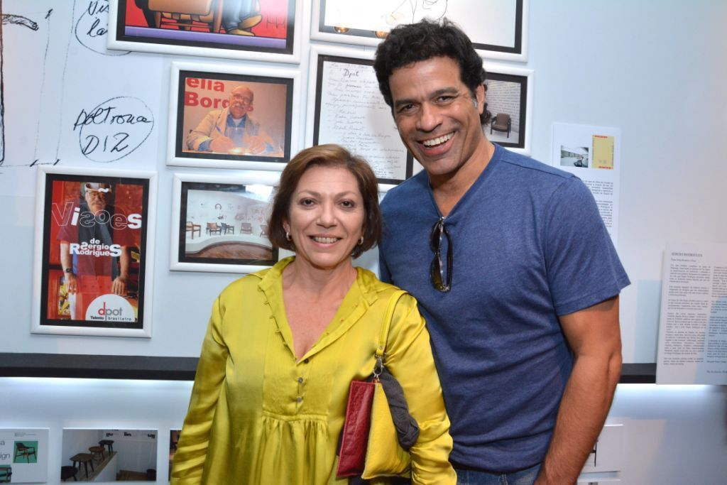Dpot inaugura exposição sobre Sergio Rodrigues