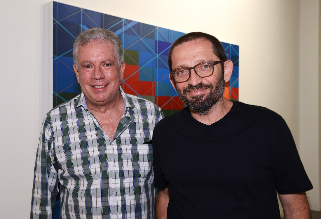 Manoel Novello abre exposição na Candido Mendes Ipanema