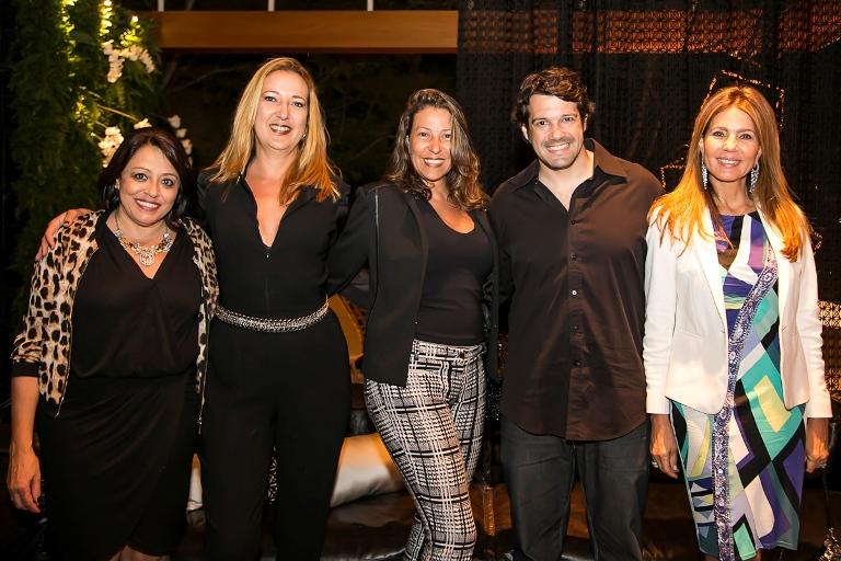 Núcleo Fluminense de Decoração reúne arquitetos em brunch na Casa Design 2014