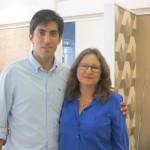 Arlindo Fernandes e Debora Lahtermaher - Lumis! Comunicacao