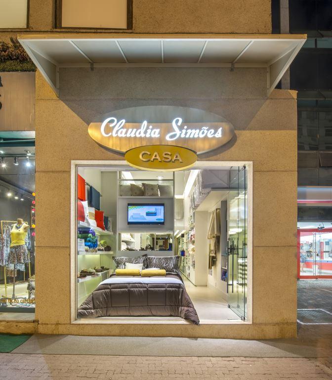 Inauguração da Claudia Simões Casa