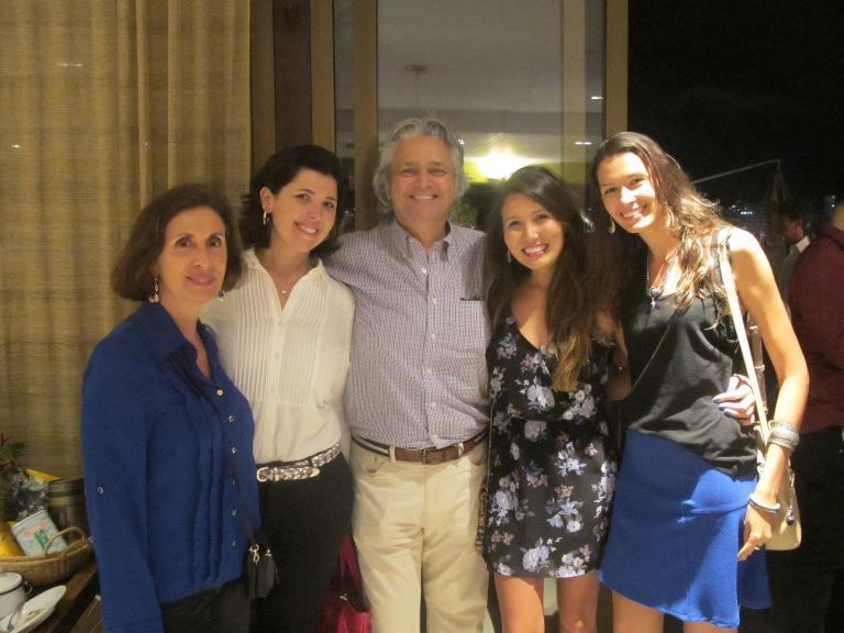 Todeschini Rio reúne convidados na Casa Cor 2014