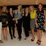 Gorete Colaco, Lu Peres, Liliana Rodrigues, Vanessa de Oliveira, Madeleine Saad, Marcia Verissimo e Marisa Tissot, dona da Sierra