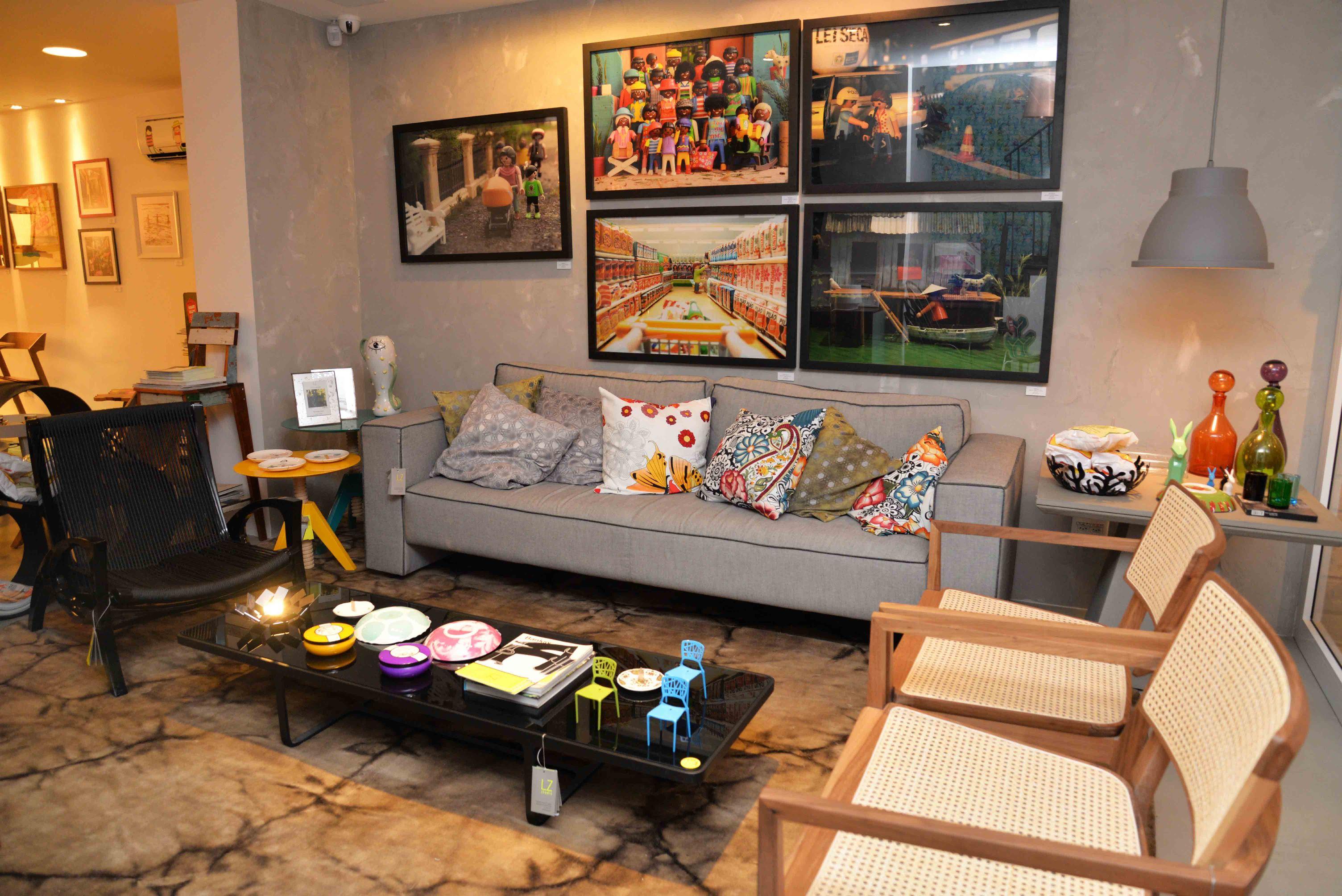 Garage Sale e novidades na LZ Studio