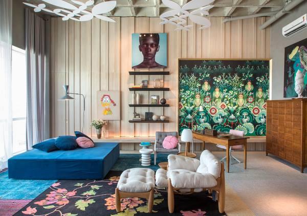 Espaço de Paula Neder na Casa Cor
