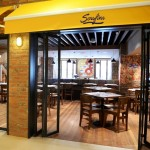 Restaurante Serafina Fachada6