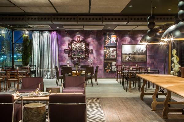 Restaurante de Cristina Côrtes