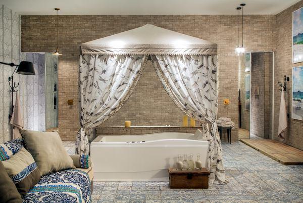 Projeto de Sala de Banho para Casa Cor