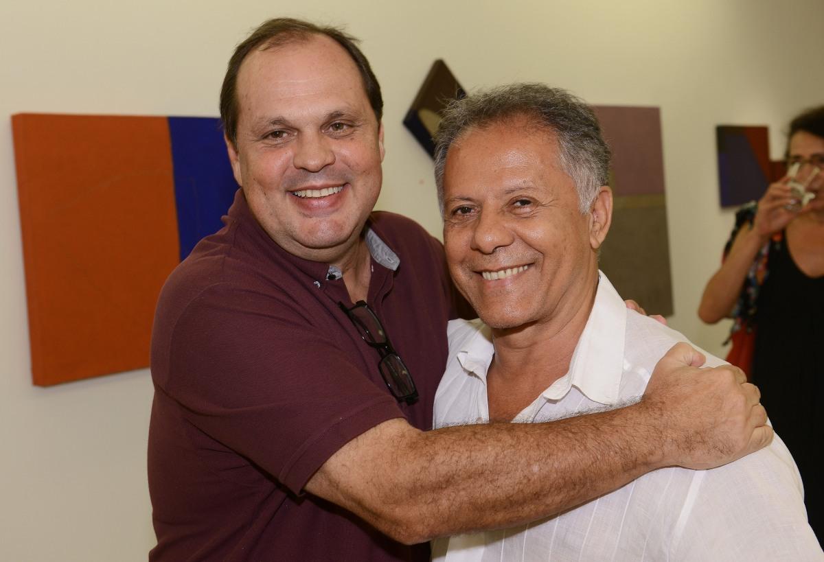 Obras inéditas de Manfredo de Souzanetto em exposição na Mul.ti.plo Espaço Arte