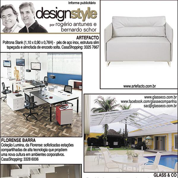 Publieditorial Design Style por Rogério Antunes e Bernardo Schor