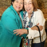 Maria Cecilia Loschiavo dos Santos e Aida Boal _foto Miguel Sa_EU7A6931