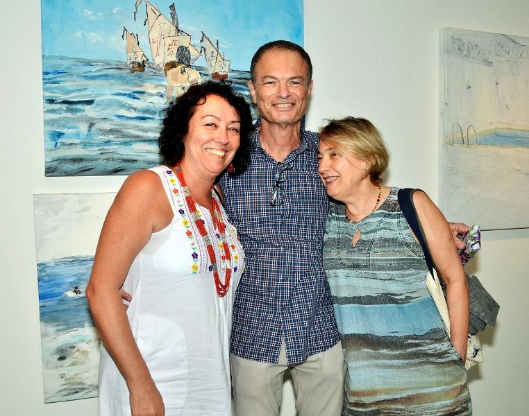 Galeria Patricia Costa recebe individual de Benjamin Rothstein