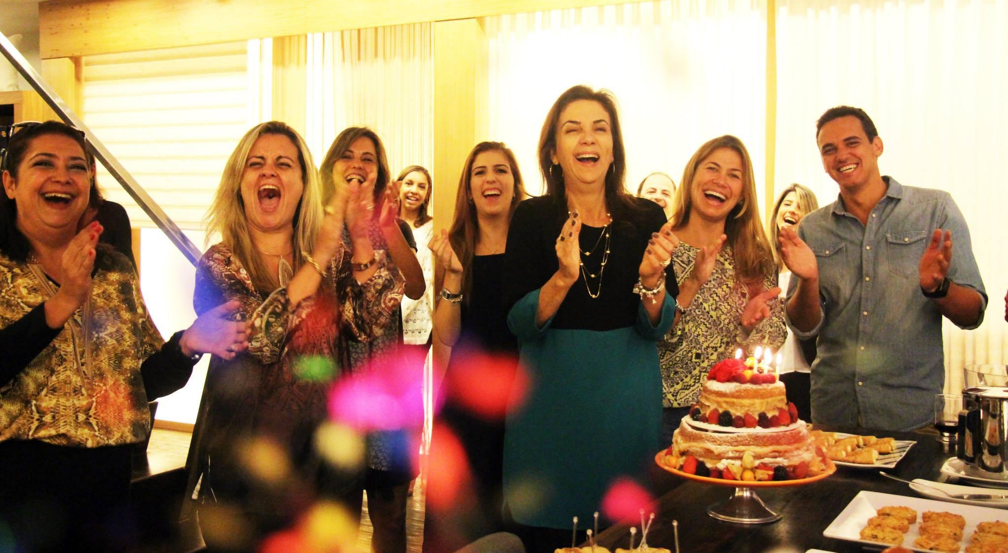 Orlean realiza festa para aniversariantes do mês