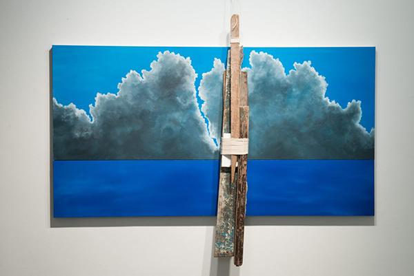 """Abertura da exposição """"Das Amarras"""" na Luciana Caravello"""