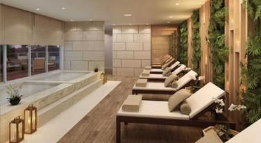 Empreendimentos de alto luxo investem em espaços que priorizam a qualidade de vida