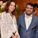 Patricia Mayer e  Raphael Costa Bastos