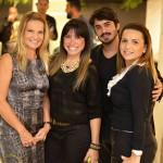 Sandra Feuer Alessandra Nascimento Igor Machado e Denise Correa