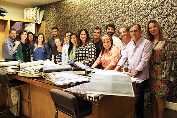 Orlean Niterói recebe visita de convidados