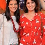 Ana Flavia Canedo e Aline Barros